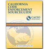 California Code Enforcement Sourceguide Model CCE11