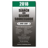 2018 Peace Officers Search And Seizure Source Guide Qwik-code Law Summaries Model QSS18