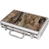 28-pc Universal Aluminum Case Camo