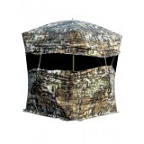 Bull Pen Truth Camo Blind, Smaller More Compact Double Bull, Box