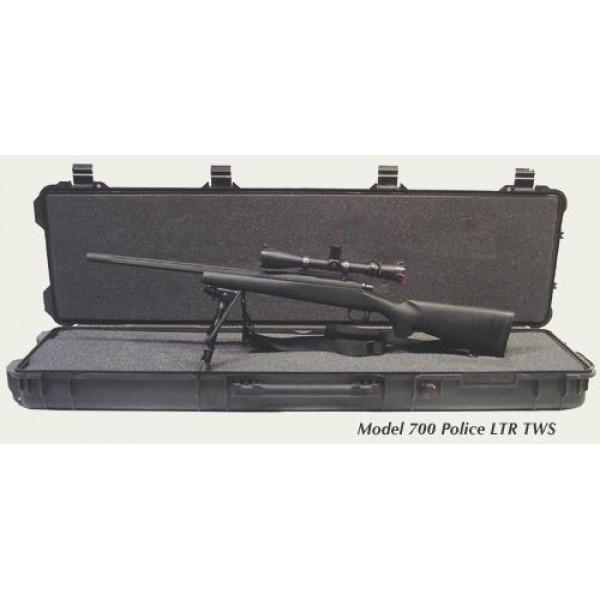 Model 700 Police LTR TWS Remington Rifle .308 Win SKU 25635