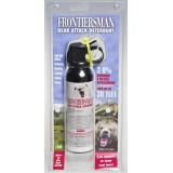 FRONTIERSMAN Bear Spray and Attack Deterrent 7.9 oz