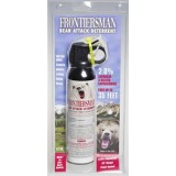 FRONTIERSMAN Bear Spray and Attack Deterrent 9.2 oz