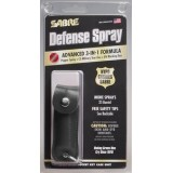 Pocket Self Defense Spray (0.54 oz/aprox. 25 shots) with Keychain Case