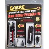 Combo Home Pepper Spray & Away Self Defense Spray - Protection Kit