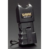 300,000 Volts Stun Gun with Belt Clip, Wrist Strap, plus 2 yr Warranty