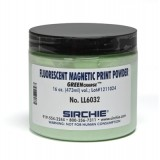 GREENCHARGE Fluorescent Magnetic Powder, 16 oz.