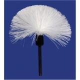 Kit Size Fiberglass Brush, Plastic Handle