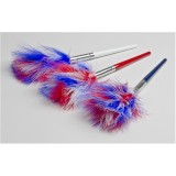 PATRIOT 3 Marabou Feather Dusters, 3-Pack