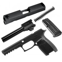 Caliber X-Change Kit, P320 Full, 9MM, BLK CALX-320F-9-BSS