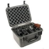 540FP4 4 Pistol Range Case Model 540FP4