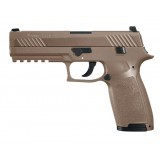 Airgun, P320, .177cal, 12 Gram Coyote Tan Model AIR-P320-177-30R-CYT