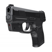 Red laser for rapid, accurate target acquisition with your P365 Model SOL36501