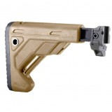 Stock, Mcx, Mpx, Sig Folding & Telescoping Fde Model STOCK-X-FOLD-TELE-FDE