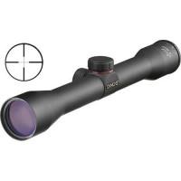 4x32 Black Matte Truplex Rings 22 Mag Riflescopes