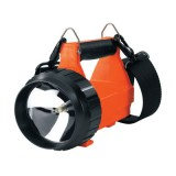 Fire Vulcan Light Only- with dual rear LEDs and quick release shoulder strap. (8WS) Orange