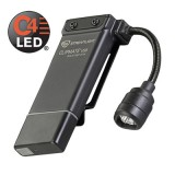 ClipMate  USB - Light only. Black with white and red LEDs