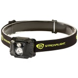 Enduro Pro includes 3 AAA alkaline batteries, elastic headstrap and yellow fascia