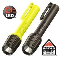 2AAA ProPolymer HAZ-LO with alkaline batteries Yellow