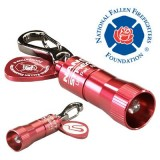 Red Nano Light  with White LED Supports NFFF