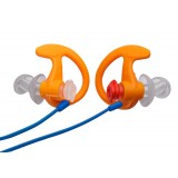 Ep3 Sonic Defenders Filtered Flanged Earplugs Ep3bkmprbulk