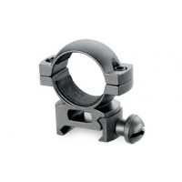 "1"" Black Matte Aluminum, High Centerfire Rings Riflescopes"
