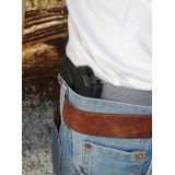 ComfortAir Bodyband Holster for Compact handgun 4X