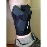 ComfortAir Ankle Holster for Compact QuickDraw Law Enforcement