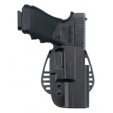 Holster Kydex Black, Size 30, Left Hand, With Pba Model 54302