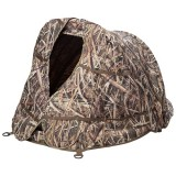 Mutt Hut II Dog Blind, Mossy Oak Blades