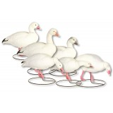 Last Pass High Definition Field Snow Goose Decoys Outfitter (6-Pack)