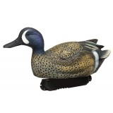 Gunner High Definition Blue-winged Teal Floating Decoy, 6 Pack