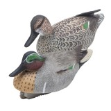 Gunner HD Green Winged Teal Floating Decoys (Pack of 6)