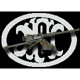 FN M2HB QCB w/ Chrome Barrel