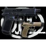 FNX-45 TACTICAL DA/SA MS BLK/BLK NIGHT SIGHT