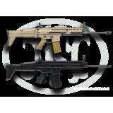FN SCAR 16S BLK