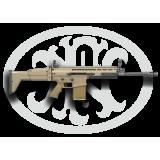 FN SCAR 17S BLK