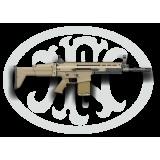 FN SCAR 17 CQC BLK
