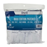 38-45 Caliber 410/20 Gauge Bagged Cotton Patches