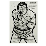 Bad Guy Target Pack Of 100