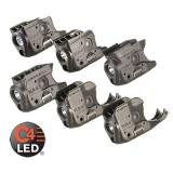 TLR-6 Universal Kit includes LED/laser module